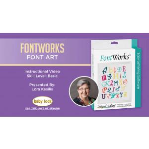 FontWorks - Font Art