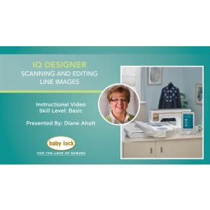 IQ Designer - Scanning and Editing Line Images - Solaris