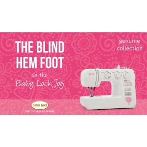 Joy - The Blind Hem Foot