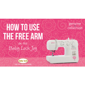 Joy - How to use the Free Arm