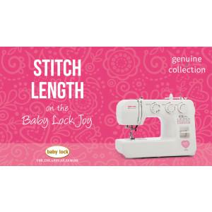 Joy - Stitch Length