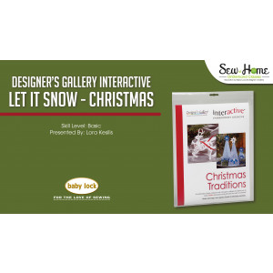 Let It Snow - Christmas Interactive