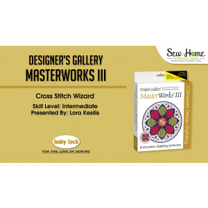 MasterWorks III - Cross Stitch Wizard