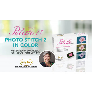Palette 11 – Photo Stitch 2 in Color