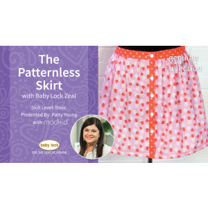 The Patternless Skirt with Patty Young from Modkid®