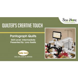 Quilter's Creative Touch - Pantograph Quilts
