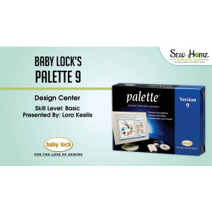 Palette 9 - Design Center