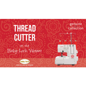 Vibrant - Thread Cutter