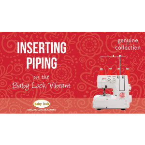 Vibrant - Inserting Piping