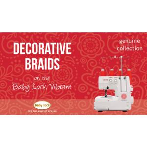 Vibrant - Decorative Braids