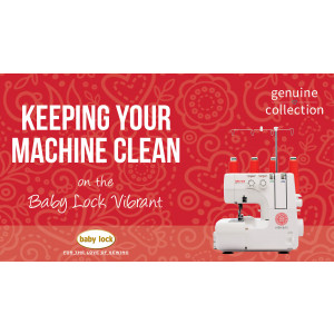 Vibrant - Keeping Your Machine Clean
