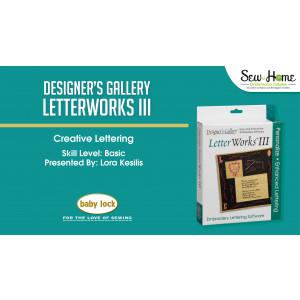 LetterWorks III - Creative Lettering