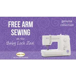 Zeal - Free Arm Sewing