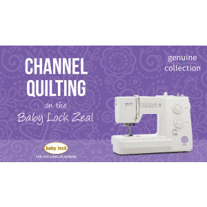 Zeal - Channel Quilting