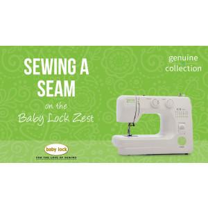 Zest - Sewing a Seam