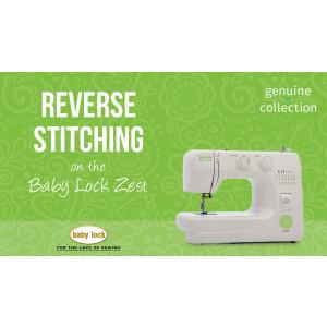 Zest - Reverse Stitching
