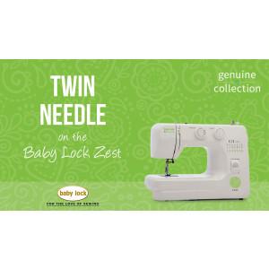 Zest - Twin Needle