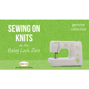 Zest - Sewing on Knits