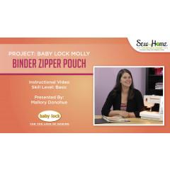 Project: Binder Zipper Pouch