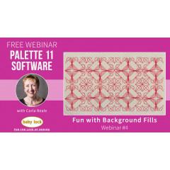 Palette 11 Webinar #4 - Fun With Background Fills