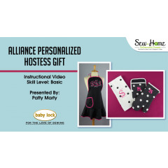 Project: Alliance Personalized Hostess Gifts