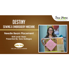 Destiny - Needle Beam Design Placement