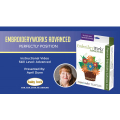 EmbroideryWorks Advanced – Perfectly Positioned