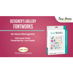 FontWorks - All About Monograms