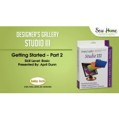 Getting Started with Studio III - Part 2