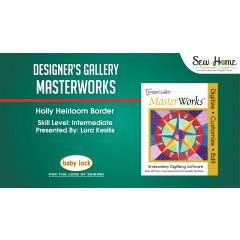 Heirloom Holly Border with MasterWorks