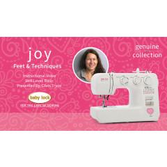 Joy - Feet & Techniques