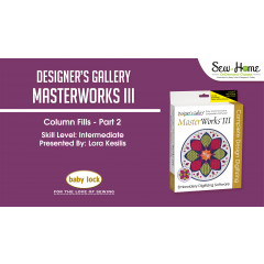 MasterWorks III Column Fills - Part 2