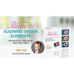 Palette 11 - Aligning Design Elements