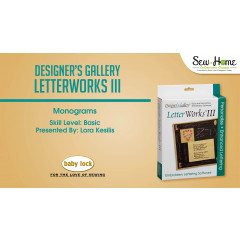 LetterWorks III - Monograms