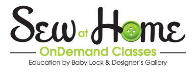 Sew at Home OnDemand